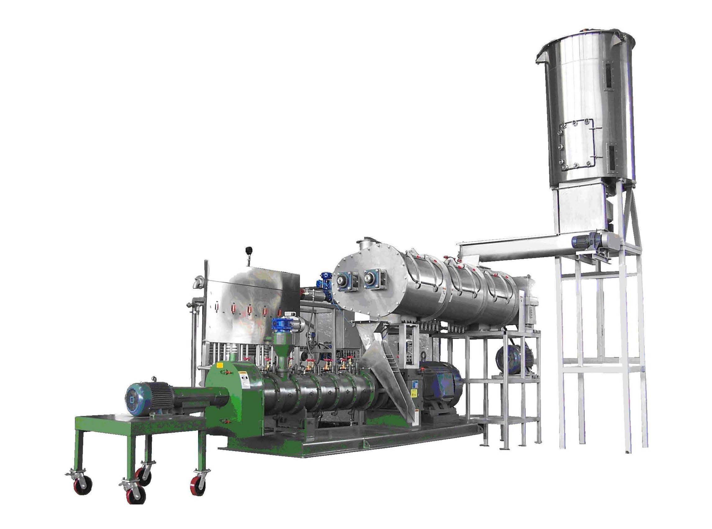 CPM Extrusion System