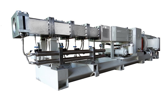 CPM Twin Screw Extruder